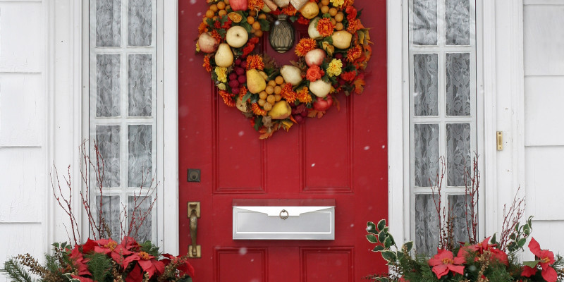 Welcome Your Guests with an Inviting Front Door