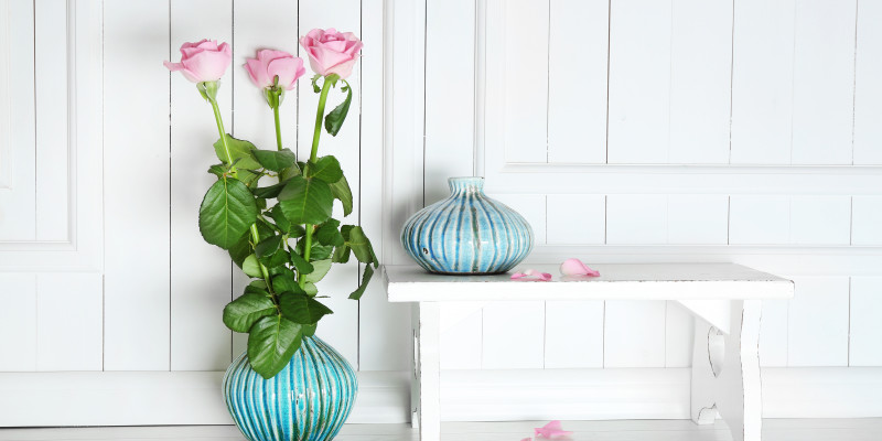 Incorporating Florals In Your Home