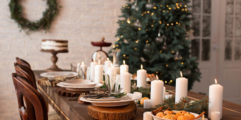 4 Christmas Decor Trends