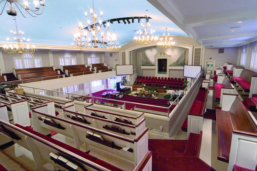 Memorial Baptist