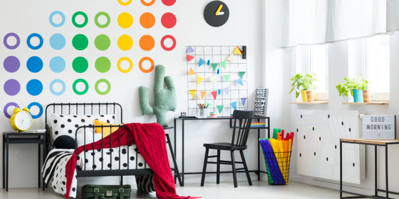 How Room Color Affects Your Mood