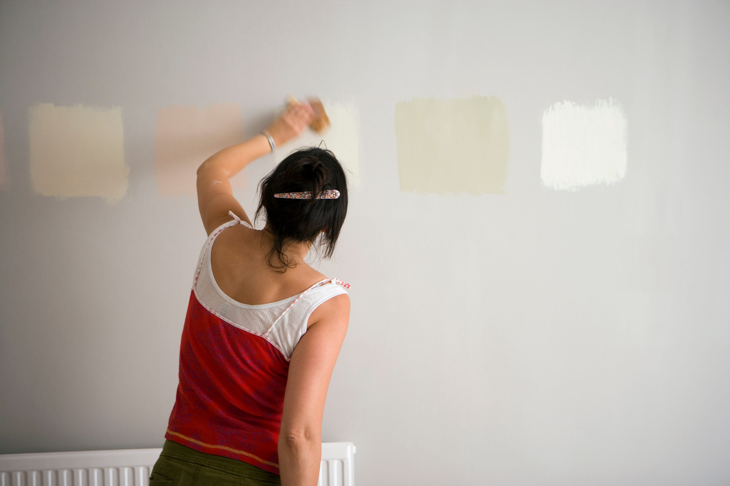 Why Your Paint Shade Looks Different than Expected