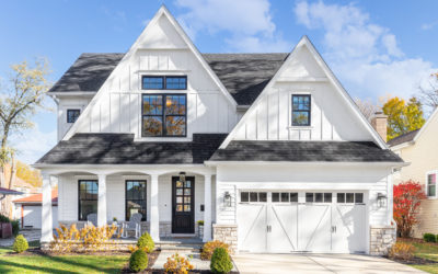 Colors to Boost Curb Appeal