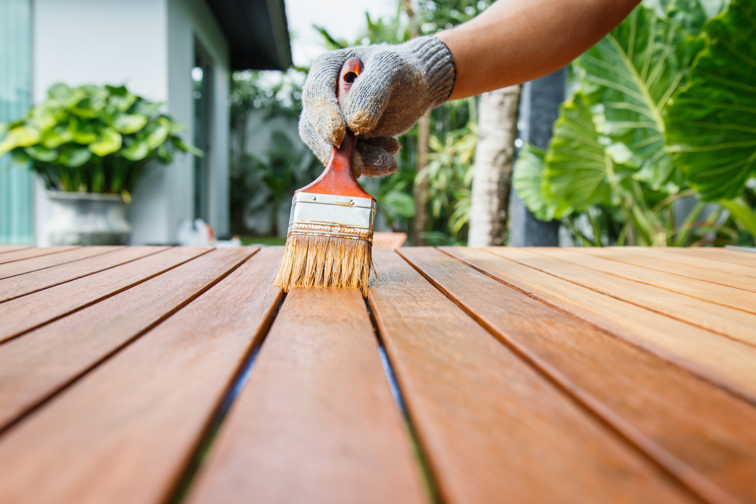 Paint vs. Stain- Which is the Better Choice?
